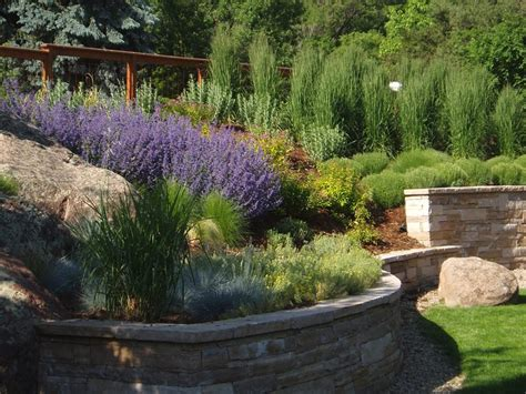 hillside landscape hillside landscaping longmont co photo gallery landscaping network