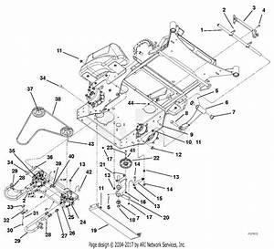18t Belts Diagram