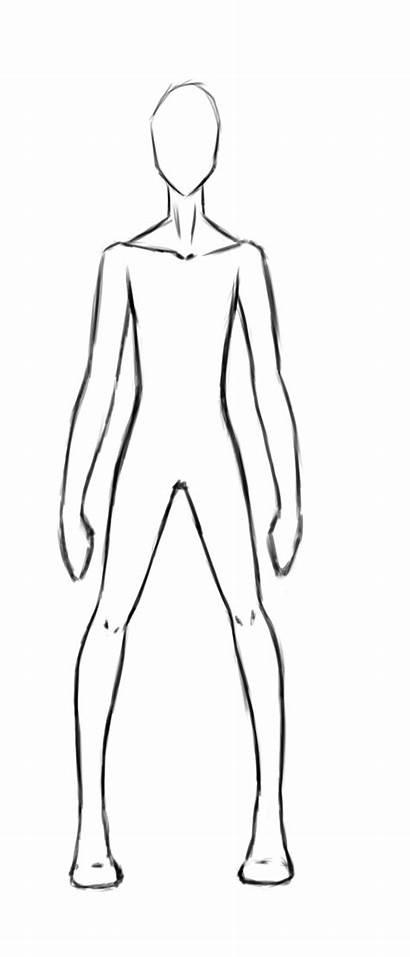 Base Anime Male Drawing Boy Sketch Human