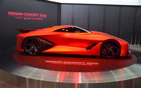 2020 Nissan Gran Turismo by Nissan 2020 Concept Gran Turismo Review