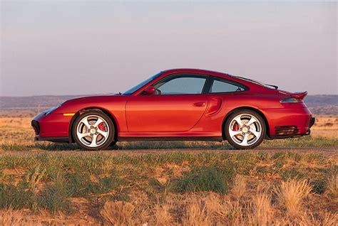 2001 Porsche 911 Turbo by 2001 Porsche 911 Turbo Side