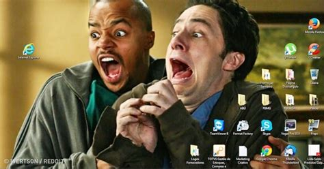 17 Hilarious Desktop Wallpapers That Are Actually Genius