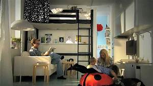 Teenager Zimmer Kleiner Raum : ikea f r kleine r ume clevere ideen f r mehr platz youtube ~ Sanjose-hotels-ca.com Haus und Dekorationen