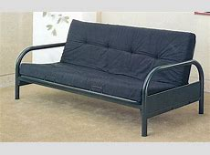 Black Metal Futon BM Furnititure