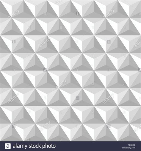 Abstract triangle background White and grey geometric