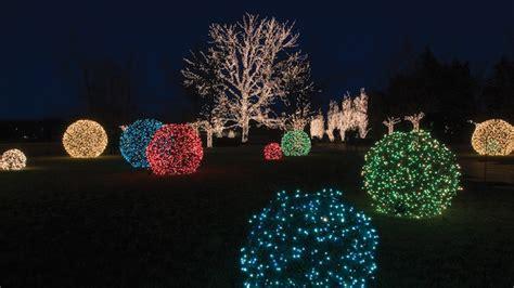 christmas light balls outdoors your best alternative for