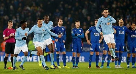 Page 3 - Carabao Cup 2017/18 - Leicester City 1-1(3-4 ...