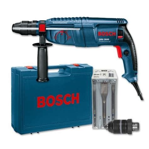 bosch blau bohrhammer bosch blau gbh 2600 bohrhammer im test neu