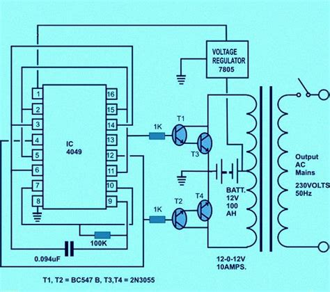 solar inverter  home electrical engineering solar