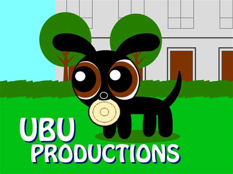 (PPG-ified) Ubu Productions logo by Aldrine2004 on DeviantArt