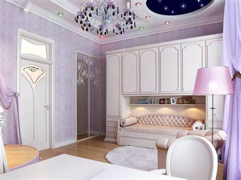 purple bedroom ideas for teenagers home decor trends 2017 purple teen room 19551 | Purple teen room girls room bedroom ideas teen room decor interior trends 2017 home decor trends 2017 17
