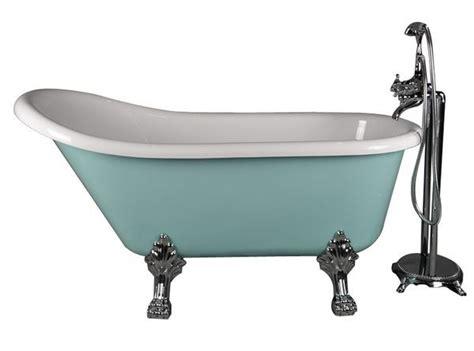 Clawfoot Tub Sizes by 59 Inch Acrylic Slipper Clawfoot Tub
