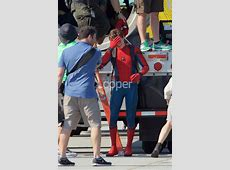 Quot Spider Man Homecoming Quot Behind The Scenes Pics Know It
