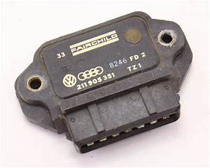 Ignition Control Module Vw Rabbit Golf Jetta Mk1 Mk2