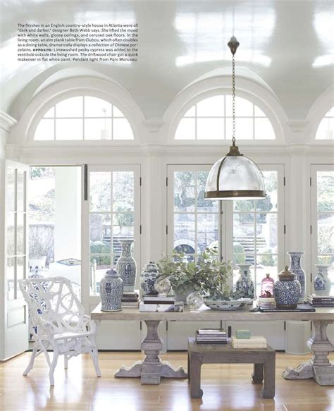 Decorating Ideas House Beautiful by The Peak Of Chic 174 A Timeless Interior