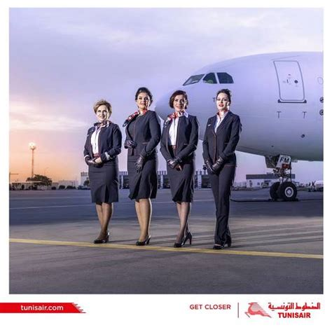 Tunisair Change Sa Garde Robe
