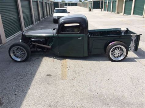 buy   ford pickup rat rod hot rod custom