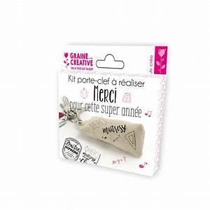 Cadeau Pour Maitresse D École : kit porte clef faire soi m me cadeau pour ma tresse d ~ Melissatoandfro.com Idées de Décoration