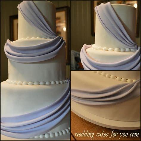 Fondant Drapes - how to make fondant drapes d 237 sz 237 t 233 si technik 225 k