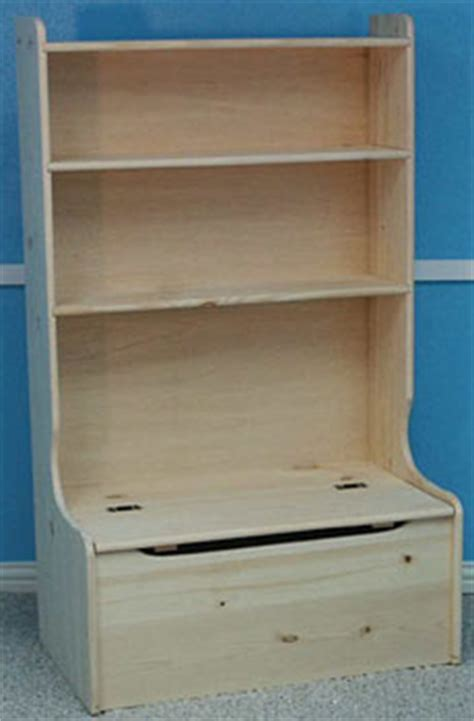 toy box bookshelf combo plans diy   liquor