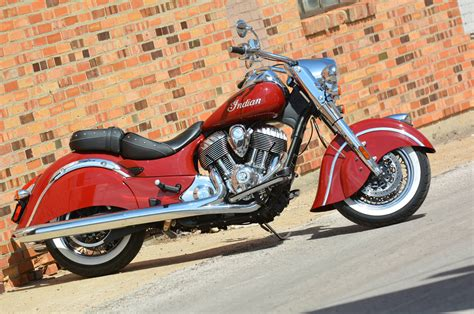 Indian Chief Classic 2014