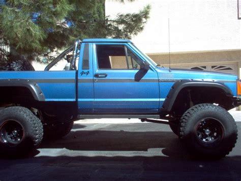 1988 lifted jeep comanche comanchemon 1988 jeep comanche regular cab specs photos