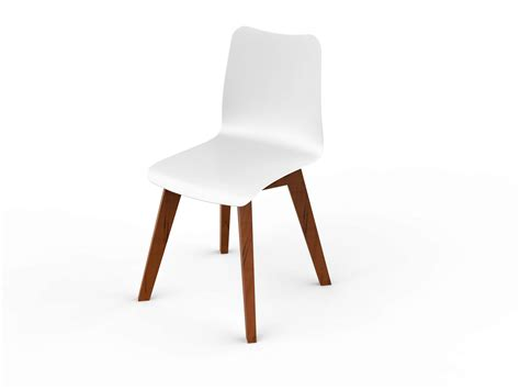 corian wood slim wood chair by viteo design wolfgang pichler