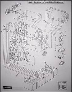 Yamaha 48 Volt Electric Golf Cart Wiring Diagram For G23e