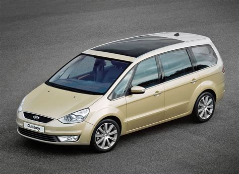 New Ford Galaxy 2018 Review Specification Price