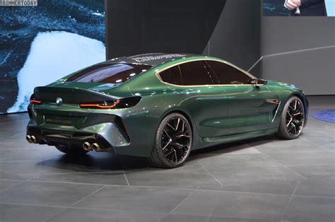 bmw concept m8 gran coupe - M8 Gran Coupe