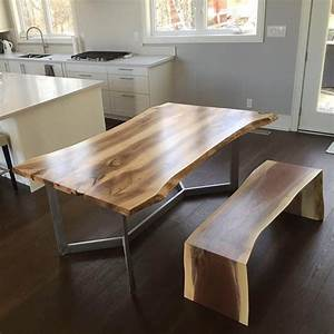 personable live edge dining room tables toronto live edge With homemade furniture toronto