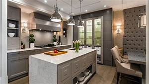 tendance cuisine armoire With couleur de meuble tendance 9 les poignees