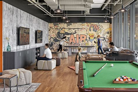 Gameroom : Outstanding Office Games Rooms