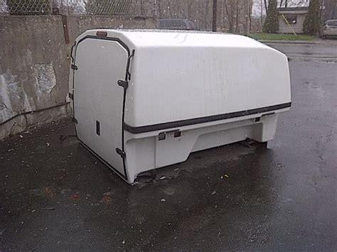boite de camion en fibre avec rack en aluminium 2007 pour ou ranger sherbrooke estrie