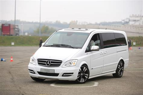 luxury minivan the mercedes benz v class is a luxury minivan you might