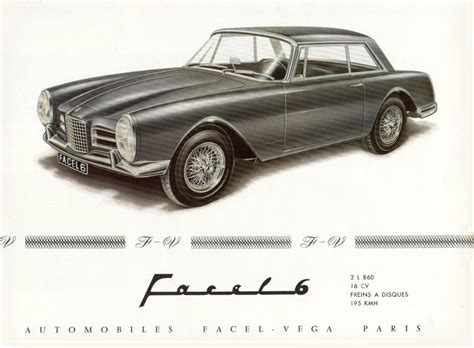 Facel Vega Home Page
