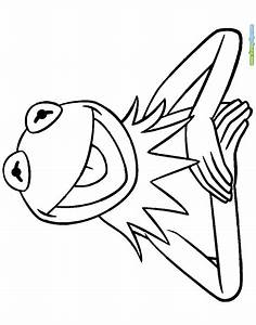 The Muppets Printable Coloring Pages | Disney Coloring Book