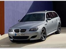 BMW M5 Touring E61 specs & photos 2007, 2008, 2009