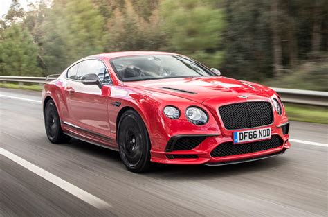 bentley continental supersports 2017 bentley continental gt supersports review autocar