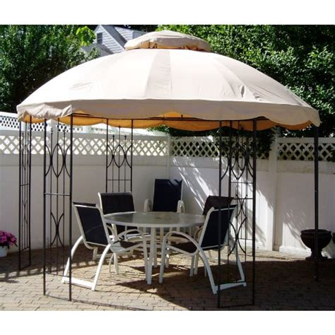 gardenwinds replacement canopy garden winds replacement canopy for 12 ft gazebo