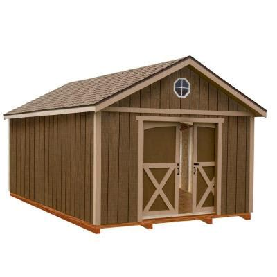 best barns north dakota 12 ft x 16 ft wood storage shed