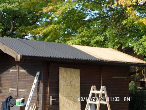 Gartenhaus Renovieren gartenhaus dach erneuern elegantes gartenhaus dach erneuern bild