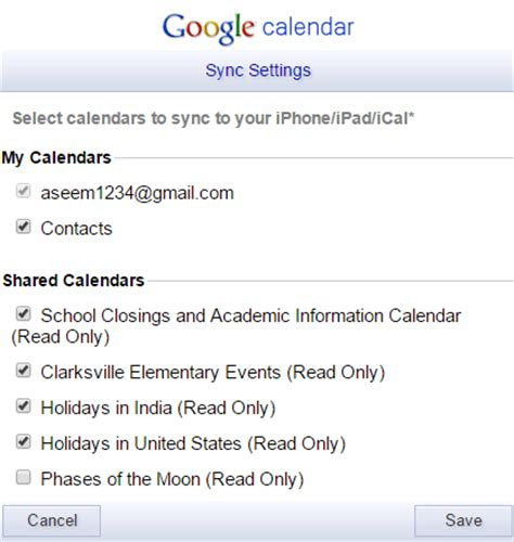 link calendar to iphone ios not syncing all calendars to iphone