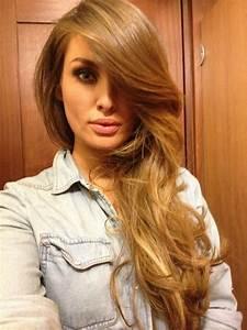 Caramel Blonde Hair Color Very Preferably By Men