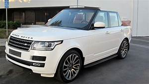 Land Rover Vogue : range rover convertible mega ~ Medecine-chirurgie-esthetiques.com Avis de Voitures