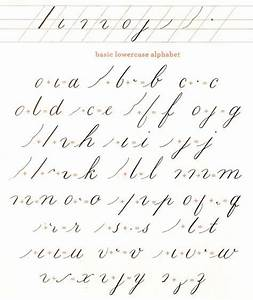 learning the exquisite art of calligraphy how to create With learn to write script letters