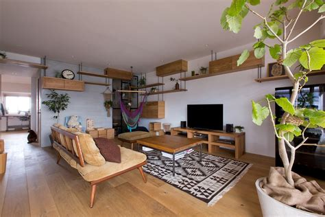 This Creative Japanese Apartment Is A Spacesavvy Cat Haven