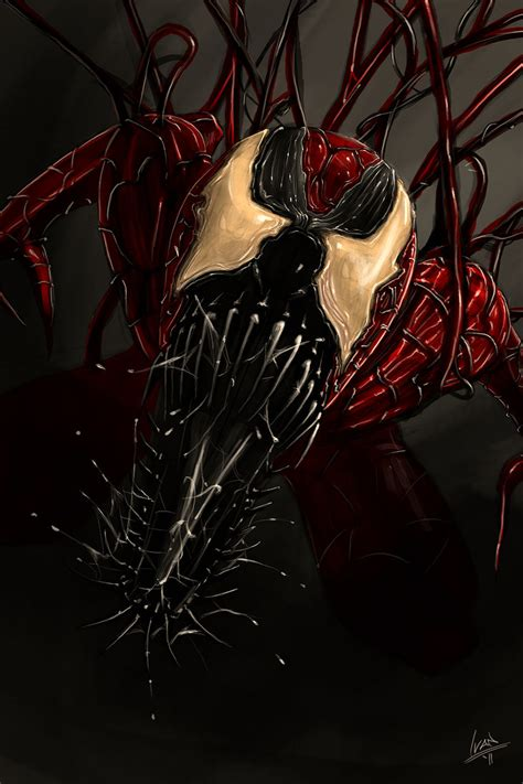 Carnage by PointedTail on DeviantArt