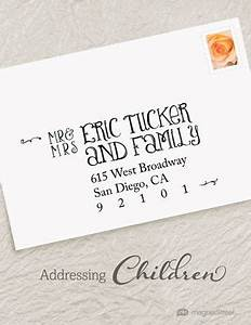 how to properly address wedding invites to include With wedding invitation etiquette unmarried couple living together