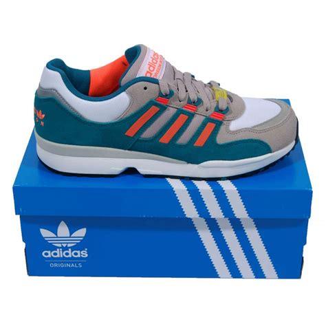 adidas originals torsion integral  running white warning mens shoes  attic clothing uk